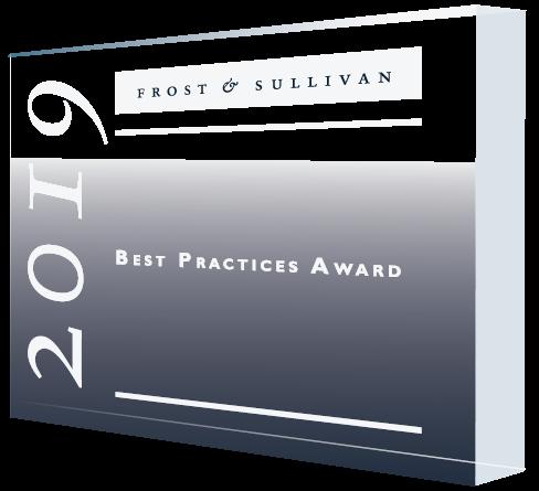 2019 Best Practices Plaque