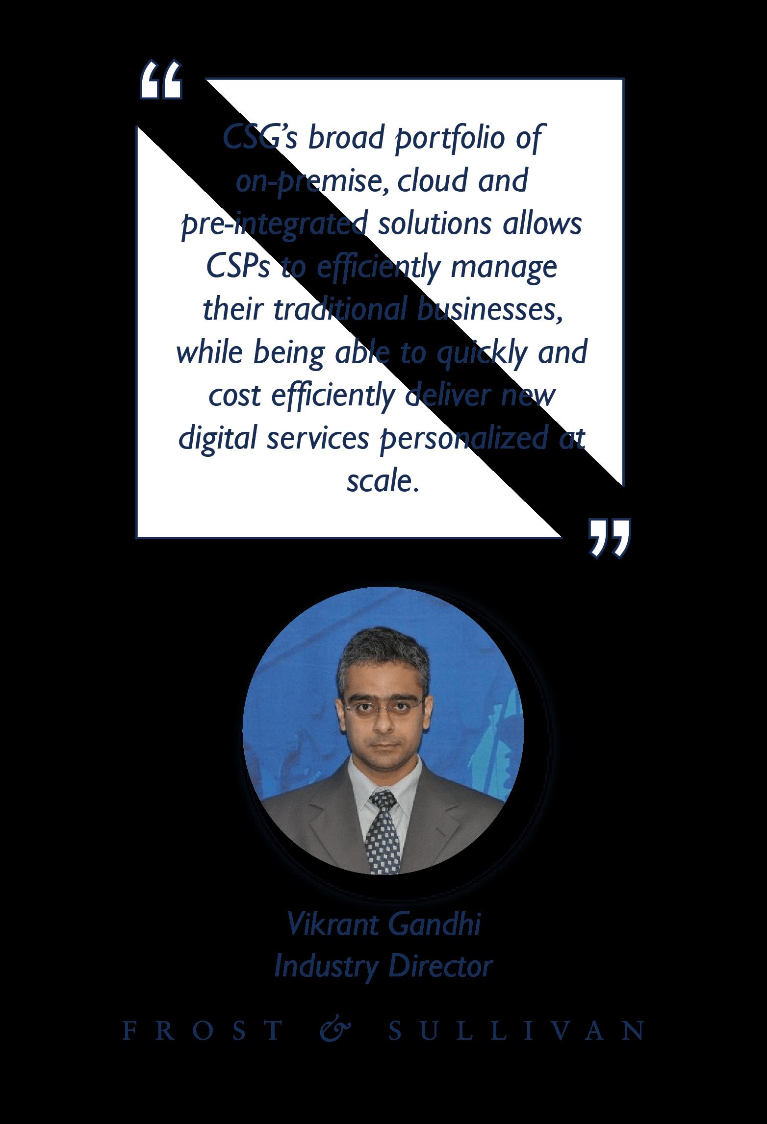 CSG Quote