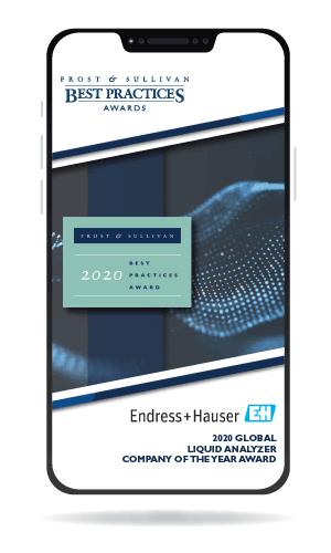 Endress+Hauser Award Write Up