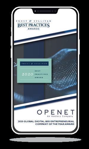 Openet Award Write Up