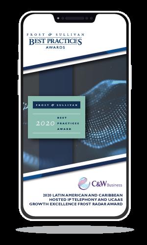 C&W Business Award Write Up