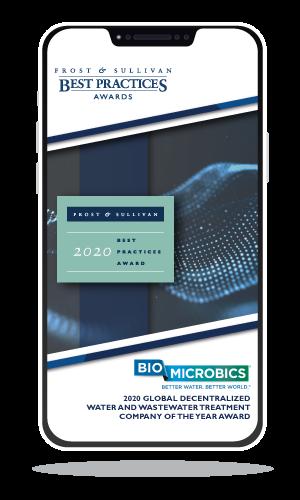 BioMicrobics Award