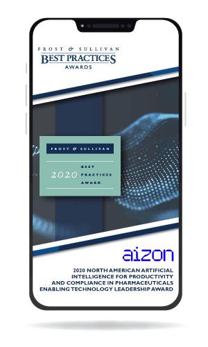 Aizon Award Write Up