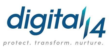 Digital14 Best Practices Logo
