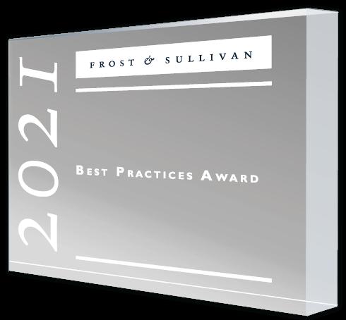 Pietro Fiorentini 2021 Award Plaque