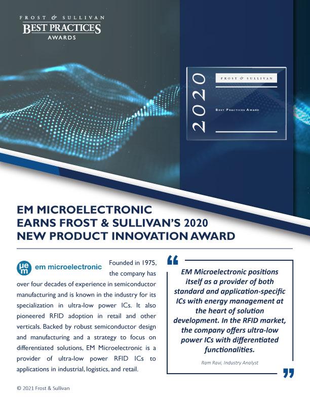 Microelectronic Advertisement