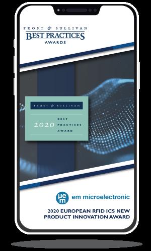 EM Microelectronic Award Write Up