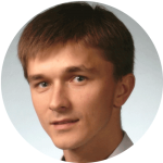 Pavel Zhebrouski, Best Practices Research Analyst Frost & Sullivan
